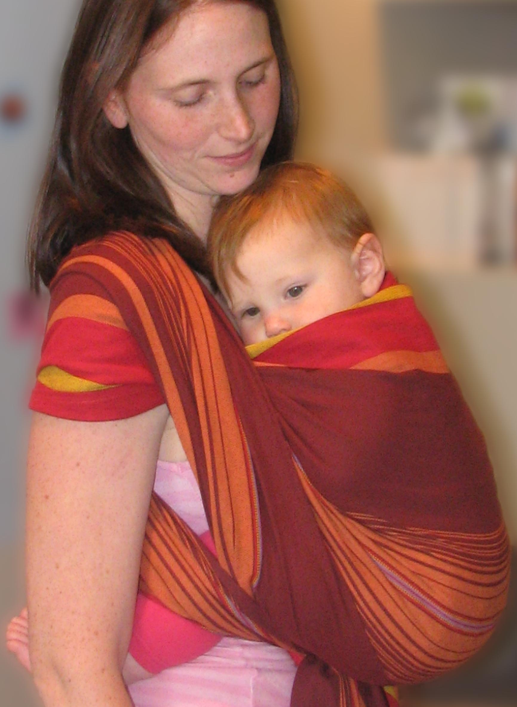 Portage du bébé